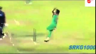 Rubel Hossain amazing hat trick- Bangladesh vs New Zealand match in 2013