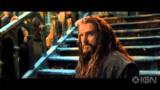 The Hobbit: The Desolation of Smaug - You Have No Right To Enter That Mountain Clip