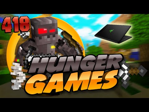 Minecraft Hunger Games: Episode 418 Laptop Test