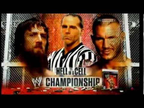 Match Wwe 2013 Wwe Hell in a Cell 2013 Match
