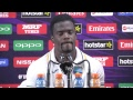 SRI LANKA V WEST INDIES - ICC World T20 Post-Match Press Conference