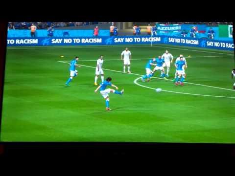 Andrea Pirlo Free kick v England (FIFA 14)