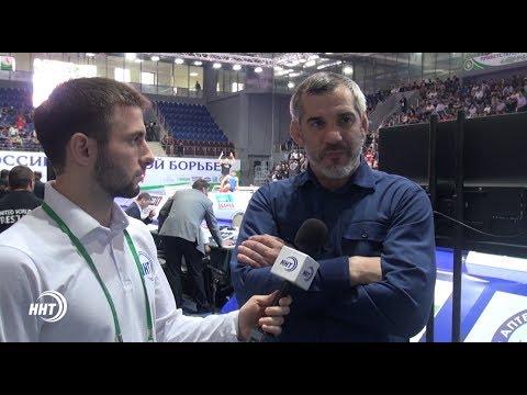 В Ингушетии стартовал Чемпионат России по вольной борьбе