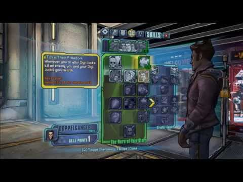 Borderlands The Pre Sequel Handsome Jack Doppelganger Ep 10 Zapped 1.0