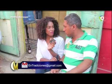 En Tradiciones con Yaritza Reyes el Tabaquero Express de Neiba - Esta Noche Mariasela