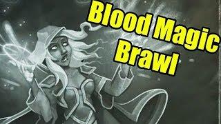 Hearthstone Tavern Brawl: Blood Magic Brawl - Standard