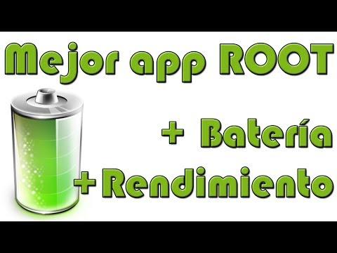 Mejora el rendimiento y ahorra batería de Android - Mejor APP ROOT Android