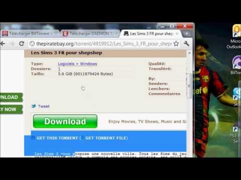 Tuto: Telecharger Et Installer Les Sims 3 Gratuitement En Français Sur Pc video