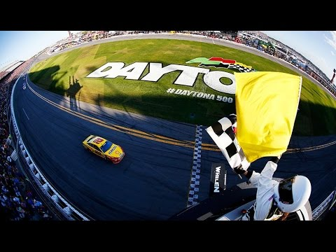 Logano wins his first DAYTONA 500