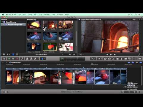 Interface Changes in Final Cut Pro X (10.1)