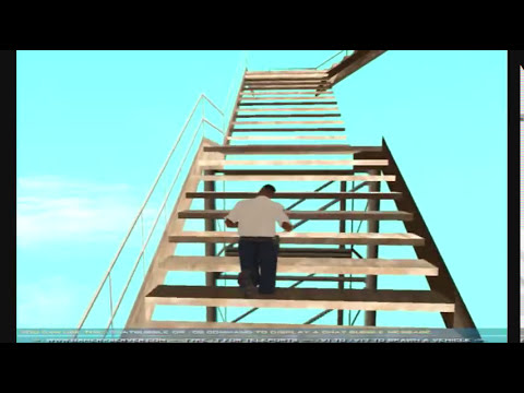 Gta SA-MP - GamerX Stairway to Heaven???