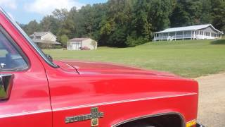 1985 Chevy truck for sale not on Craigslist