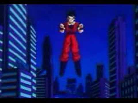 Three doors down- Kryptonite dbz amv
