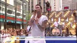 download lagu Maroon 5 : One More Night - The Today gratis