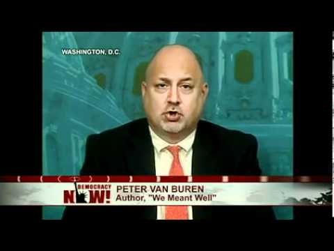 State Dept Veteran Peter Van Buren Defies US Censors to Recount Failed Iraq Reconstruction