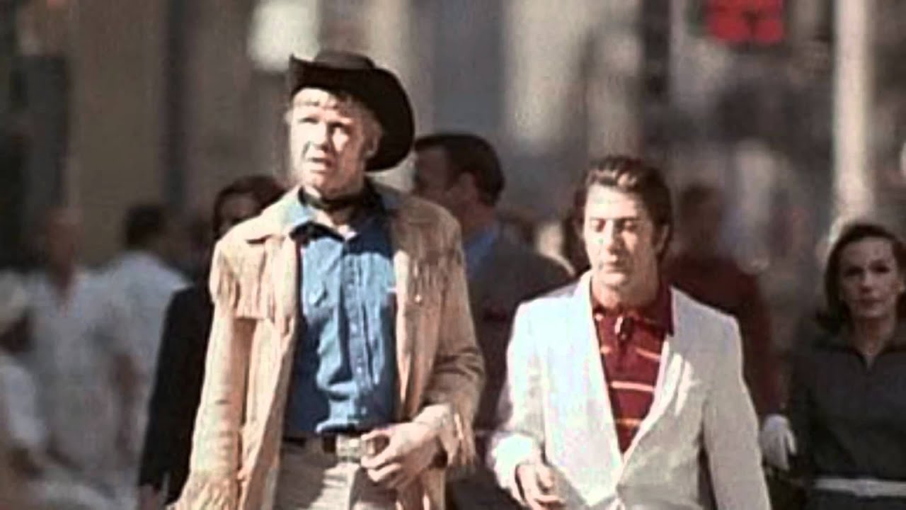 midnight cowboy soundtrack report Whatever you hear about midnight cowboy is true a naive male prostitute and  his  113 mins more details at imdb tmdb report this film share tweet share.