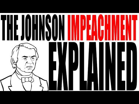 The Johnson Impeachment for Dummies