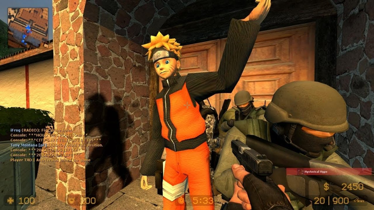 how to delete mods counter strike source
