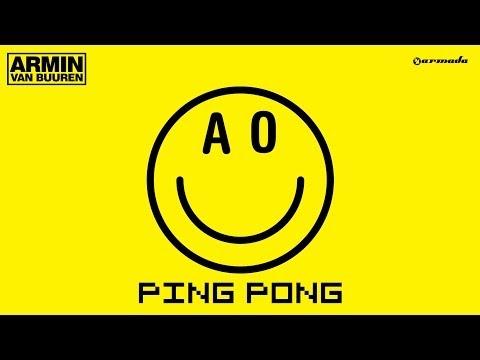 Armin van Buuren - Ping Pong (Radio Edit)