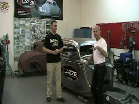 Lazze gives away a free car body