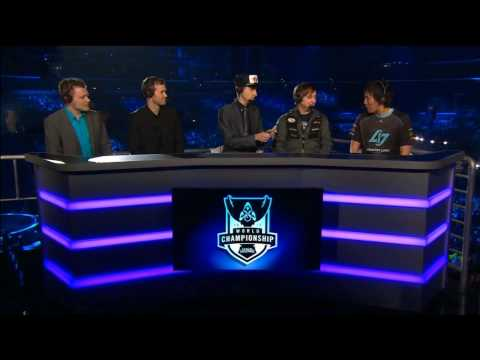 S3 World Finals - Monte's Hype Train DENIED