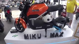 Electric motorbikes SUNRA 2019