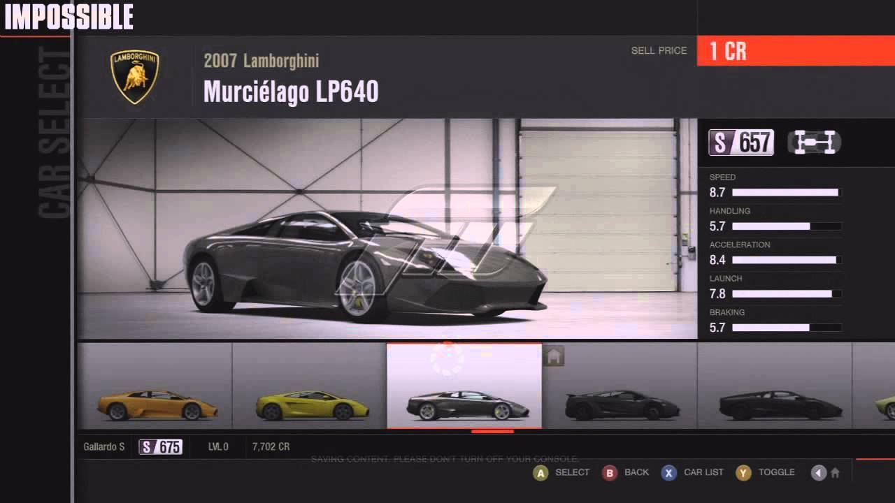 how to get all 17 unicorn cars for free forza 4 youtube. Black Bedroom Furniture Sets. Home Design Ideas