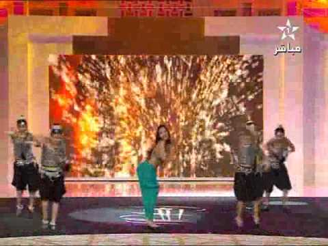 Performance of Malaika arora khan in festival of cinema 2012 in Marrakech