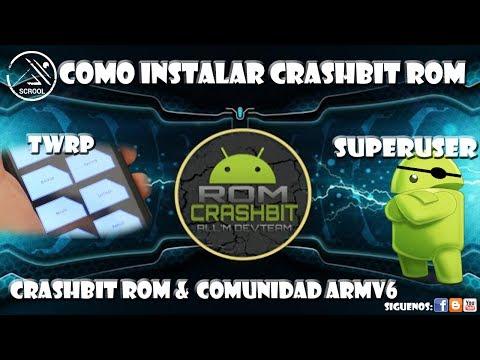 Como instalar la CRASHBIT ROM en el xt303 CUSTOM ROM