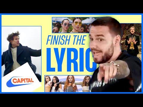 Liam Payne Absolutely Bosses 'Finish The Lyric'