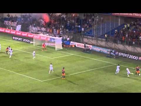 Mapou Yanga Mbiwa skill vs Didot (Montpellier - Toulouse)