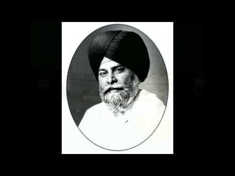 Nitnem   Rehras Sahib   Giani Sant Singh Ji Maskin