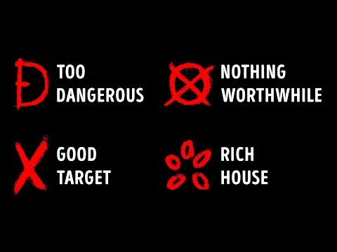 If You See These Signs Near Your Door, Call the Police!