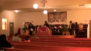Prayer Breakfast Grant Chapel A.M.E. Church  Selma, AL