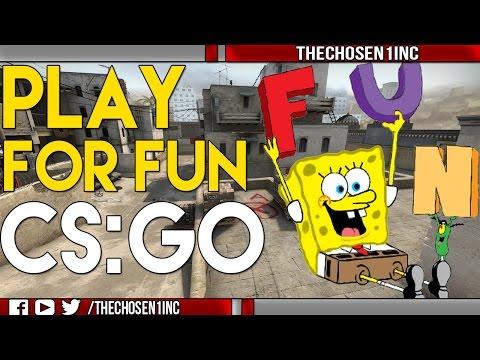 Play For FUN   CS:GO Commentary