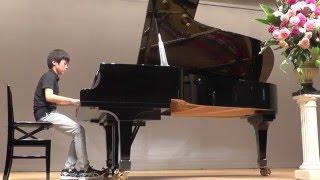 中1 男子 六兆年と一夜物語 まらしぃVer. ピアノ発表会 six trillion Rokucyonen to Ichiya monogatari