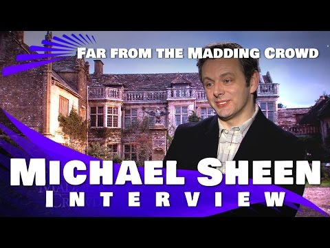 Michael Sheen - Far From the Madding Crowd - 2015 Interview