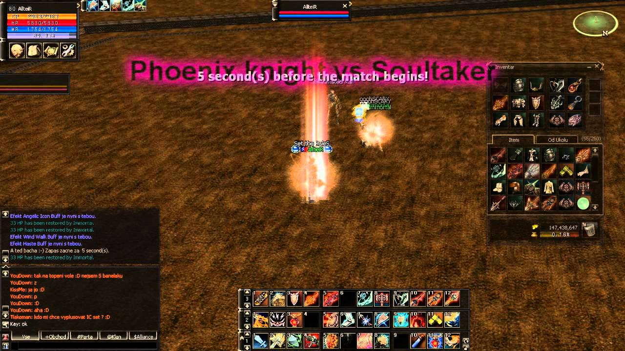 Paladin/phoenix knight