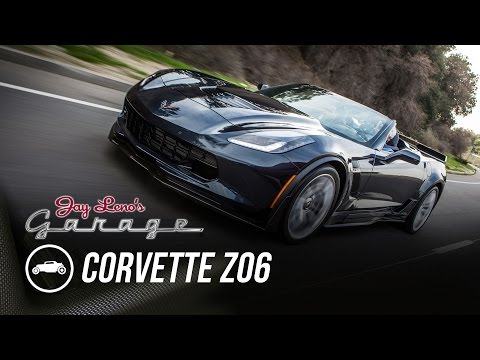 2015 Corvette Z06 - Jay Leno's Garage