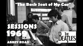 Watch Beatles Back Seat Of My Car video