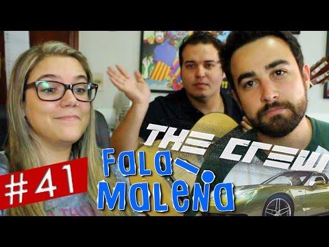 Fala Malena #41 - Invadindo A Casa Da Malena Parte 2 - The Crew video