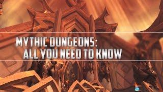 Legion | New Mythic Dungeons Explained