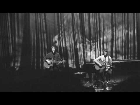 [HD] Kings of Convenience - Power of Not Knowing (New Song #2) Seoul 2008 Part 2