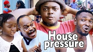 HOUSE PRESSURE Season 3&4 - 2019 Latest Nigerian Nollywood Comedy Movie Full HD
