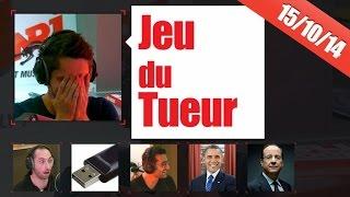 Jeu du tueur avec François Hollande et Barack Obama !!