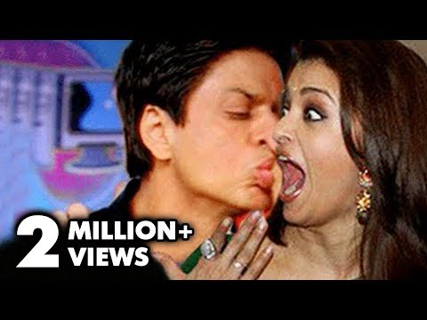 Shah Rukh Khan KISSES Aishwarya Rai In Public, Kate-William Meet Celebs   Inside Moments