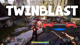 Paragon PS4 - Twinblast Gameplay (FULL GAME)