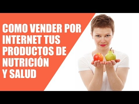 Ventas Por Internet: Como Vender Por Internet Productos de Salud