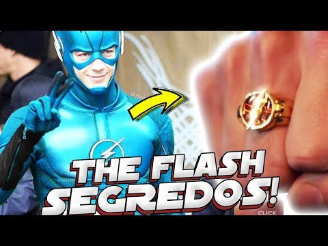 TODOS OS SEGREDOS INACREDITAVEIS DO TRAILER THE FLASH 5 TEMPORADA thumbnail
