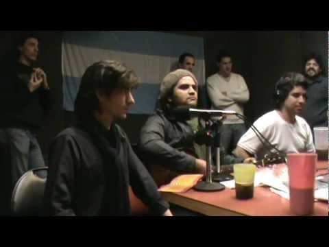 Estrellla India en Radio Gráfica - Talismán + Nota + Ojos Quemados